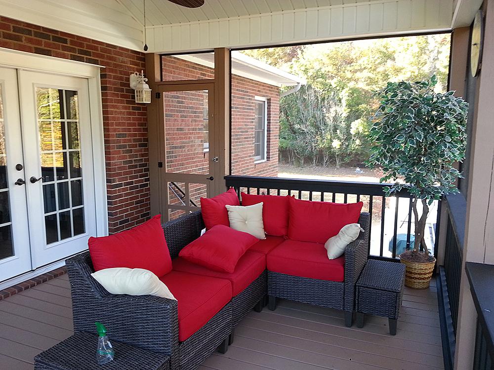 Lenoir Screen Porch