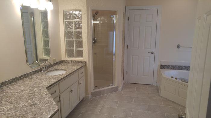 Lenoir Bathroom Remodel for Home Resale